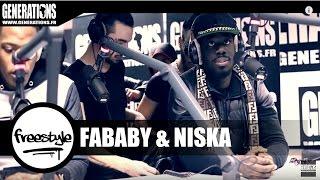 Fababy & Niska - Freestyle (Live des studios de Generations)