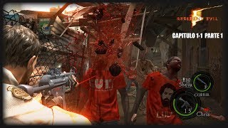 Resident Evil 5: Capitulo 1-1 Parte 1