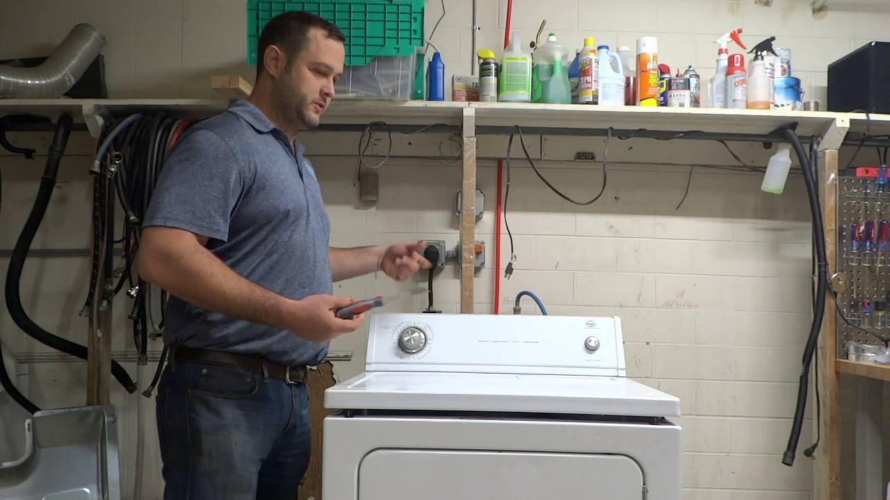 whirlpool dryer won t start diagnosing common issues [ 1280 x 720 Pixel ]