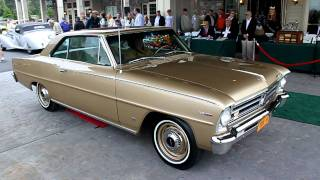 1966 Acadian Canso L79  at 21st Annual Concours d' Elegance Eastern in Skytop, PA
