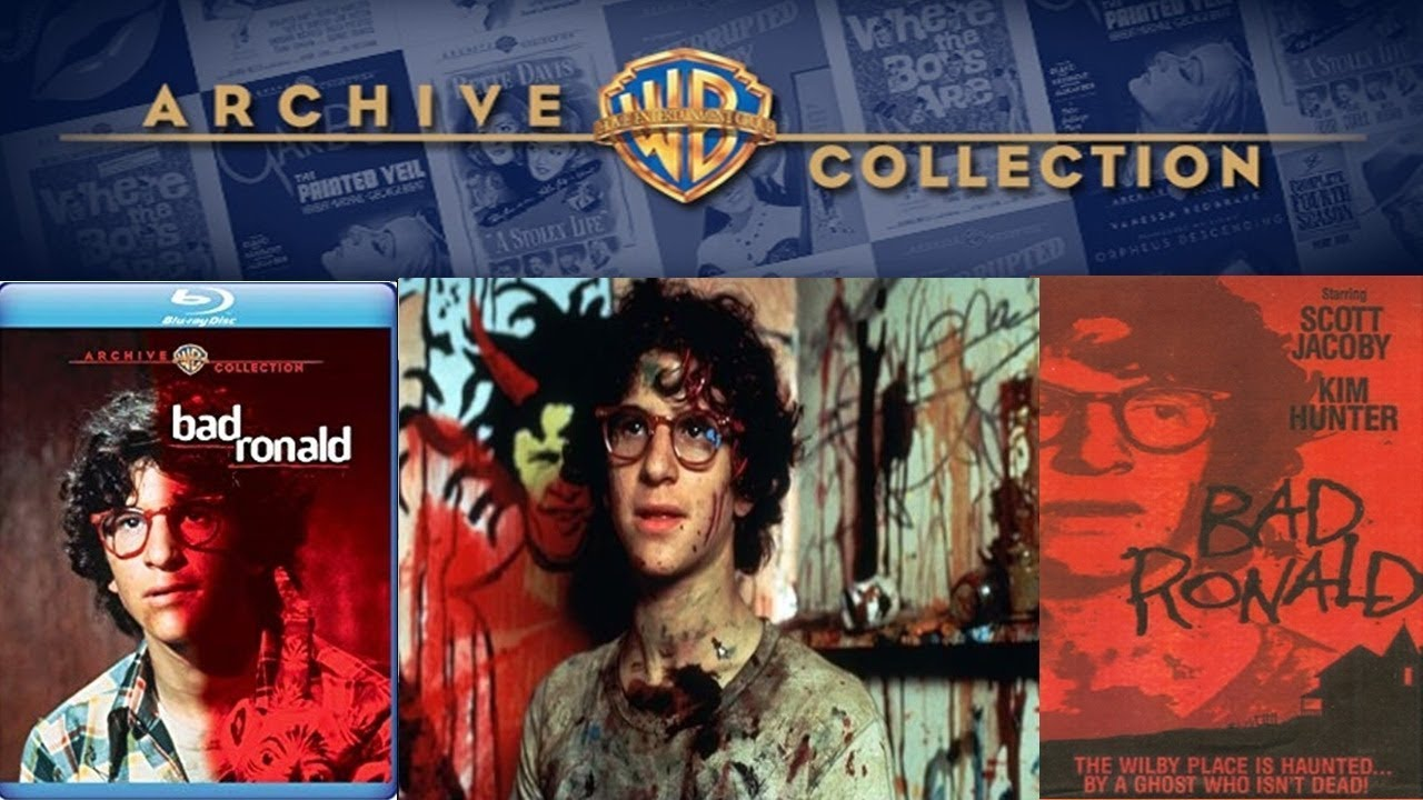 Download Warner Archive Collection Review - Bad Ronald (1974)
