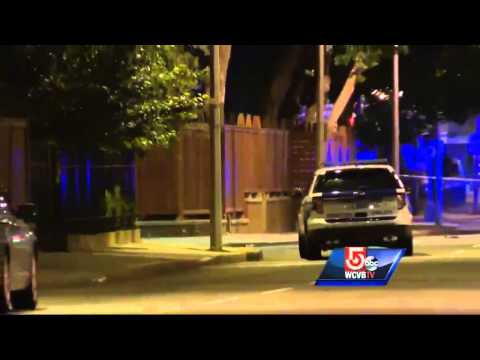 Teen shot at South End party
