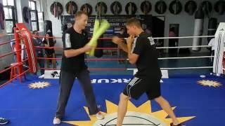 Tyron Zeuge - De Carolis 16 07 2016 Boxing Berlin