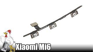 Guía del Xiaomi Mi6: Cambiar flex con pulsadores laterales