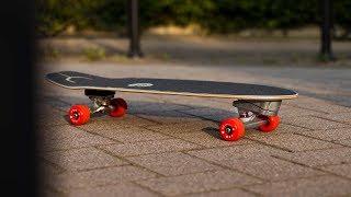 CETTE BOARD SURF LE BITUME (Unboxing surfskate YOW) - Échappées Urbaines