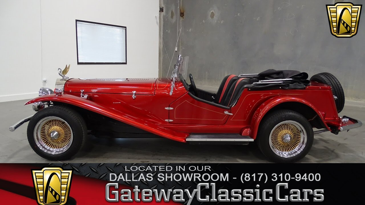 1929 mercedes benz gazelle stock 235 gateway classic cars for Mercedes benz gazelle