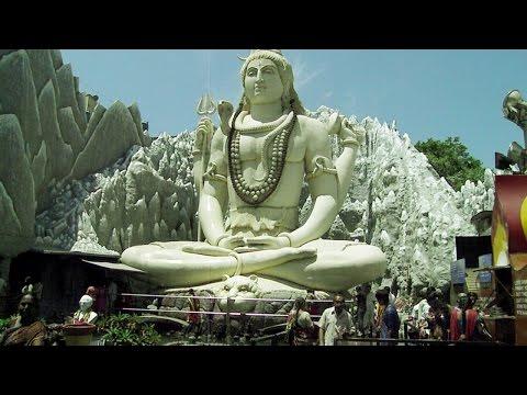 SIVAM TEMPLE-BANGALORE-BIGGEST IDOL OF LORD SHIVA FASCINATES US