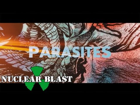 AVERSIONS CROWN - Parasites (OFFICIAL LYRIC VIDEO)