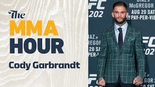 Cody Garbrandt 'Thankful' That TJ Dillashaw Did Not Drop To Flyweight