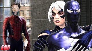 Spider-Man: Web of Shadows Walkthrough Gameplay Part 15 - GAME ENDING