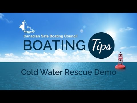 Cold Water Victim Treatment Demo