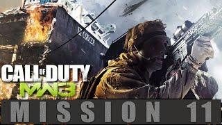 Call of Duty Modern Warfare 3 Mission 11 Eye Of The Storm Gameplay Walkthrough [PC]