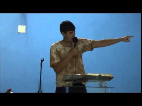 """Mensagem - A """"Religiao"""" que agrada a Deus - Jonathan Henrique"""