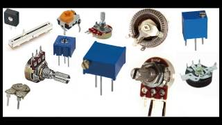 Audio Electronics - Electronic Components