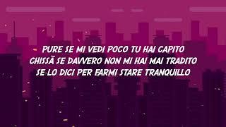 Madame, Sfera Ebbasta - Tu Mi Hai Capito (Testo/Lyrics)