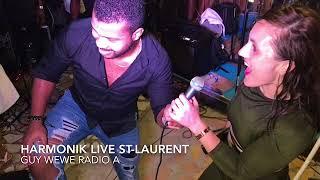 CHERIE BENYEN'M HARMONIK LIVE @ ST-LAURENT GUYANE 13 OCTOBRE 2017