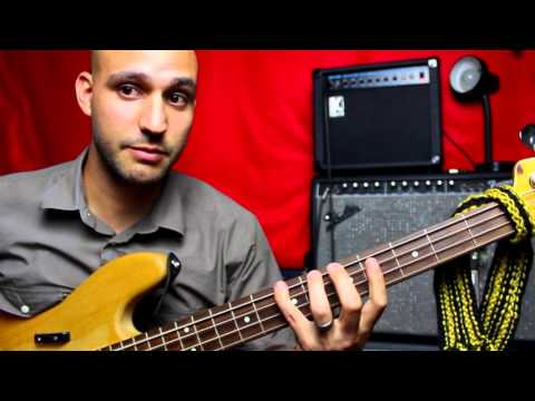 Secrets of Reggae Bass Line - How to Create a Reggae Bass Line - JJesusMusic