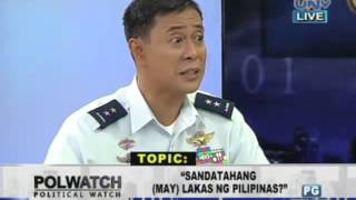 AFP: Modernization of Philippine Military Academy