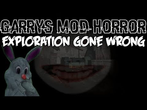Garry's Mod Indonesia (Horror) - Exploration Gone Wrong!!