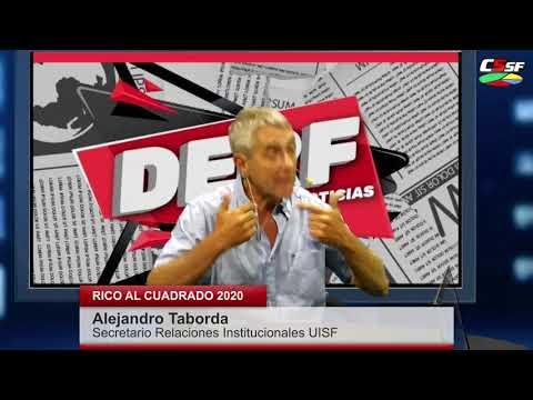 Taborda: Terminó el industricidio
