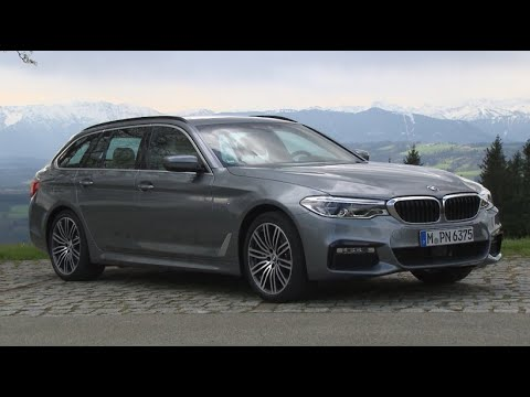 fahrbericht bmw 525d touring youtube. Black Bedroom Furniture Sets. Home Design Ideas