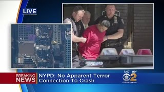 Suspect Identified In Times Square Crash