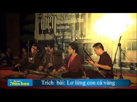 HÁT XẨM: Lơ Lửng Con Cá Vàng - NSUT Thanh Ngoan - 2012