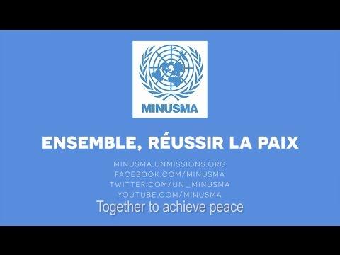 UN Mission in MALI  - TV SPOT (ENG sub)