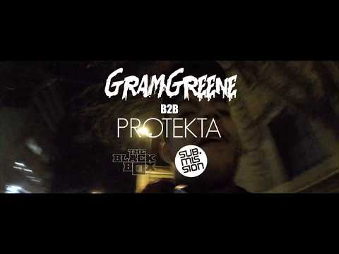 GRAMGREENE B2B PROTEKTA LIVE @ BLACK BOX - SUB.MISSION TUESDAYS - [DEVNER, CO]