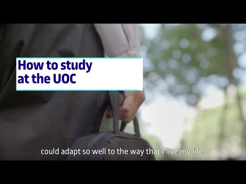How to study at the UOC