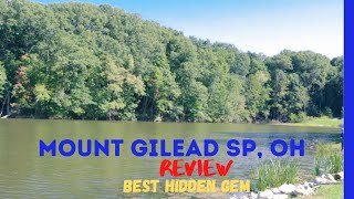 Review of Mount GiĮead State Park, Ohio. Best hidden gem