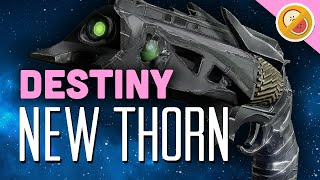 DESTINY Thorn POST BUFF! Patch 1.1 PvP OP (PS4 Gameplay Commentary) Funny Gaming Montage