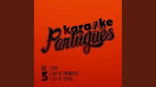 Fogo e Paixão 1 (No Estilo de Wando) (Karaoke Version)