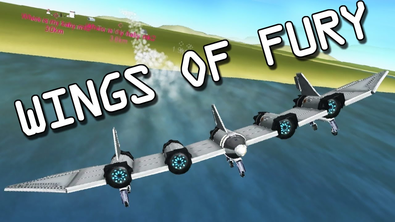 Viking space program wings of fury doovi for Wings of fury