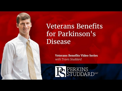 Veterans Benefits for Parkinson