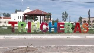 Gobernadora entrega obras de infraestructura en Trincheras