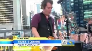 Green Day - @Good Morning America 2012 - Full Live
