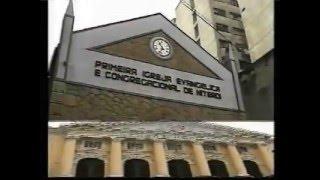 Histórico sobre a Primeira Igreja Evangélica e Congregacional de Niterói