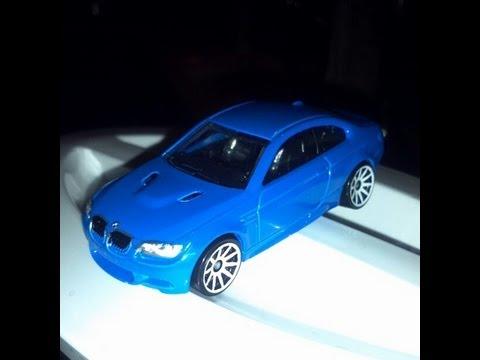 Hot Wheels Custom Bmw M3 E92 Youtube