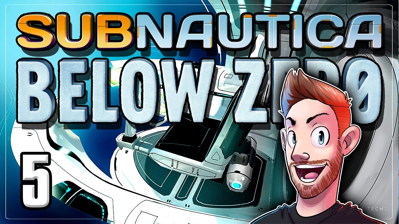 All the Upgrades! - Subnautica Below Zero Ep5