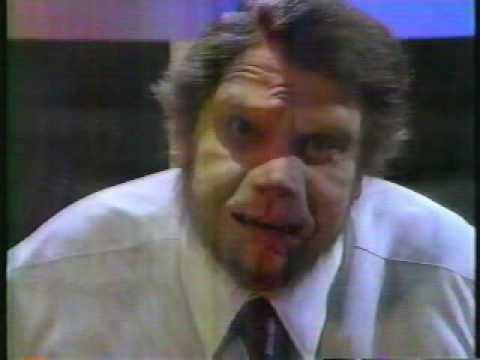 Comercial Guillermo del Toro  Alka Seltzer 1991 Hombre Lobo (México)