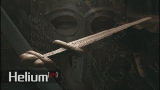 La misteriosa espada vikinga fabricada con tecnología del futuro