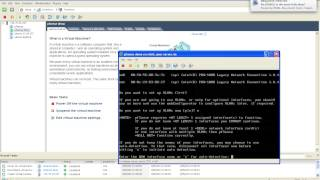 Install pfsense in vmware esxi