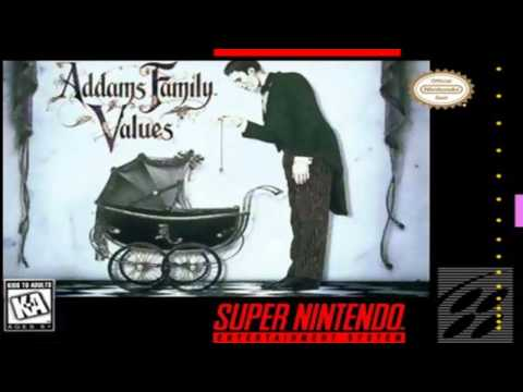 [Game] Addams Family Values OST (SNES) - House of the dead