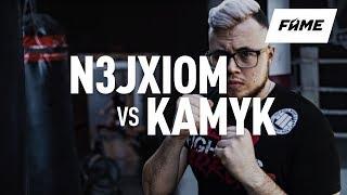 FAME MMA 4: N3JXIOM vs KAMYK (Zapowiedź)