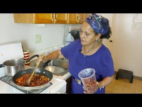 Ethiopian Food - How to Make Couscous- Kuskus - የኩስኩስ አሰራር