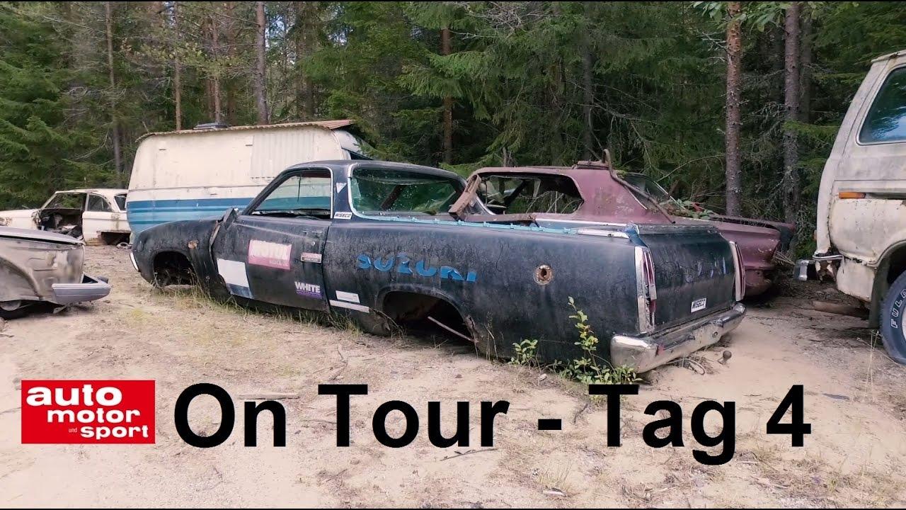 ON TOUR: Schweden - Tag 4 | auto motor und sport