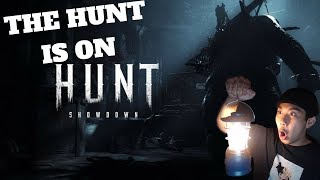 THE HUNT IS ON - HUNT: SHOWDOWN (PC) LIVE STREAM AND MORE