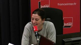 Marie-Agnès Gillot :