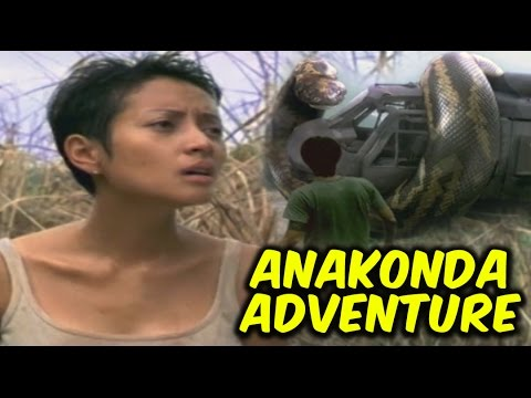 Anakonda Adventure Telugu Full Movie | Telugu Dubbed Movie |